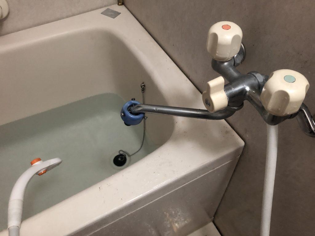 須賀川市でお風呂場のつまりトラブルを解決
