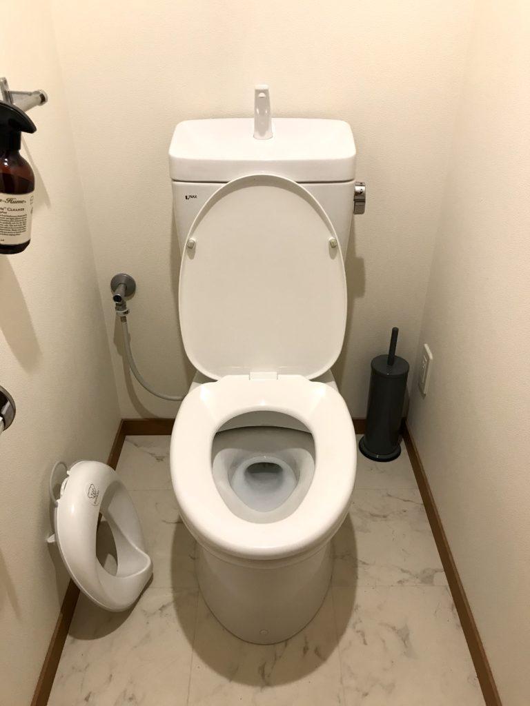 安達郡でトイレの詰まり修理施工事例