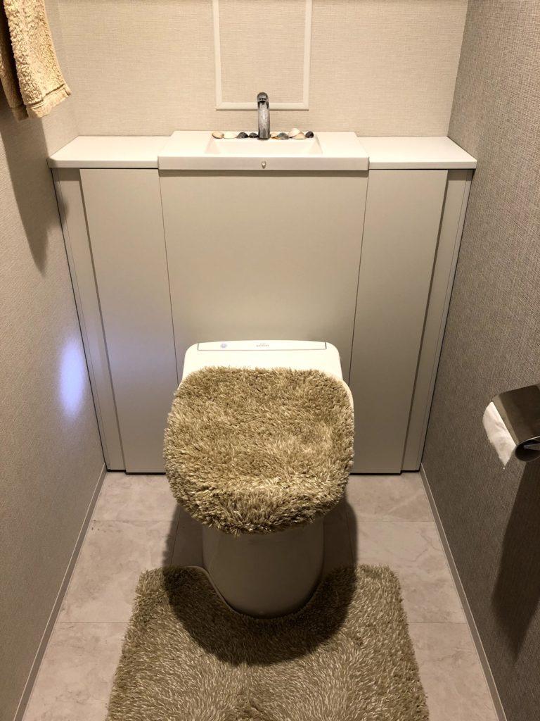 郡山市でトイレの詰まりトラブルを解決しました。