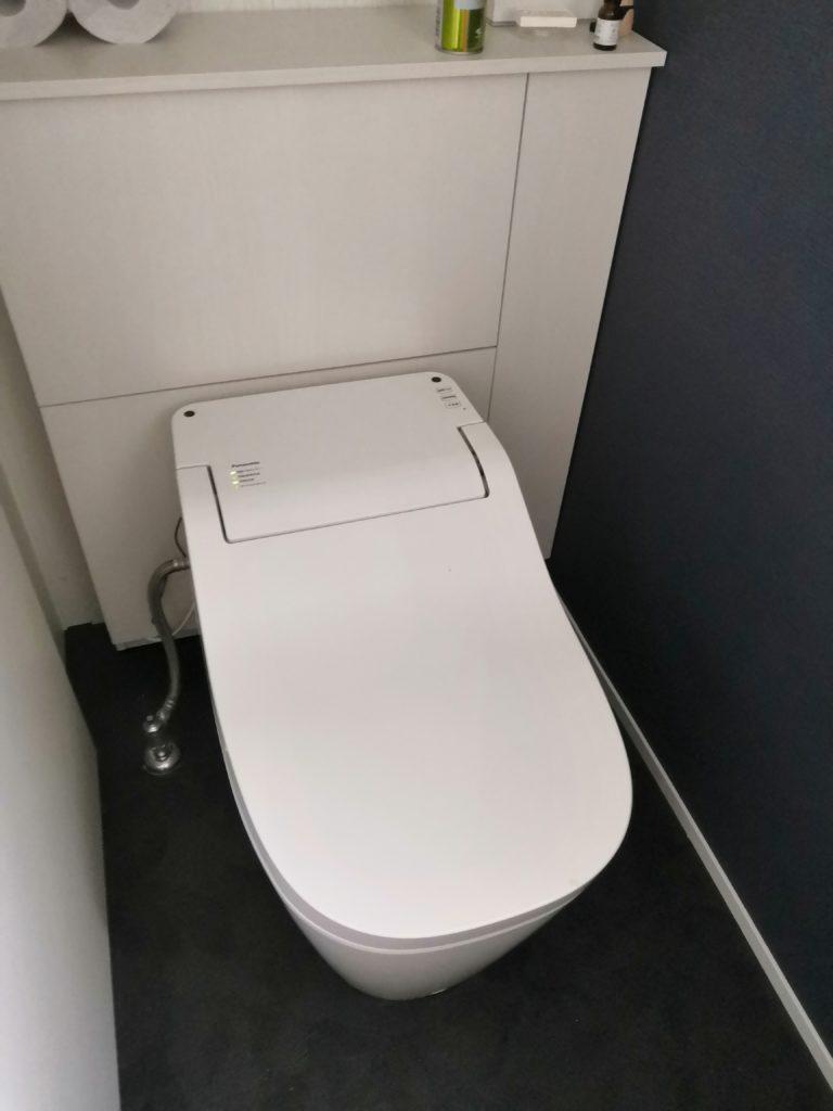 相馬市でトイレつまりトラブルを解決しました。