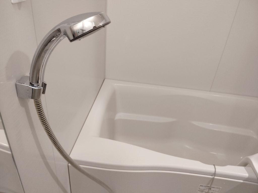 白河市で浴室のシャワー水漏れ修理トラブルを解決