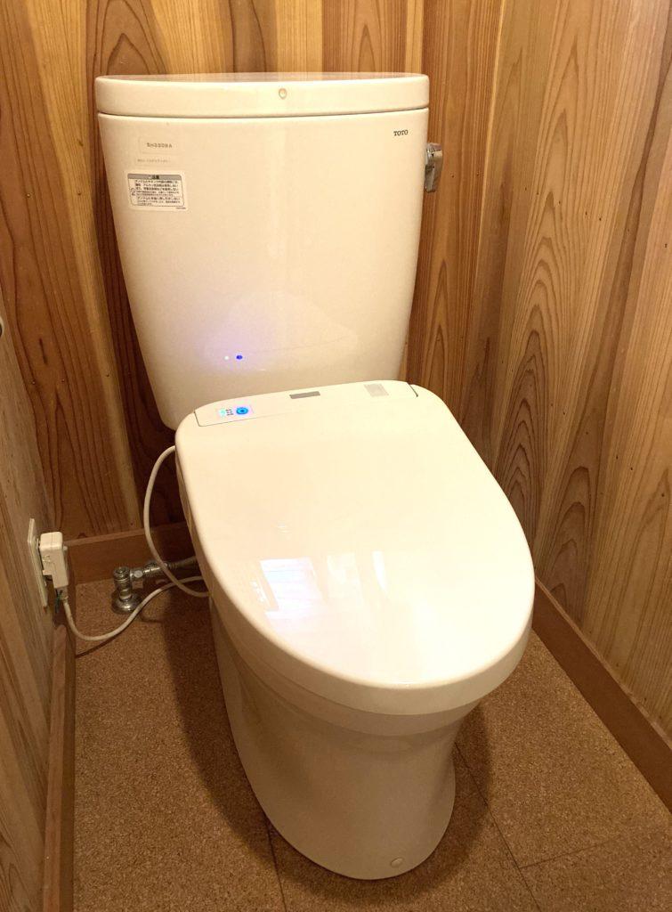郡山市でトイレの水漏れ修理を行いました。