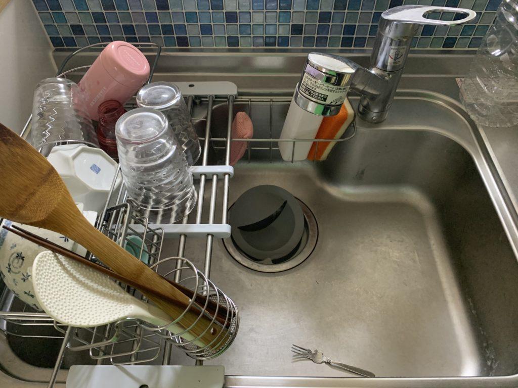 南相馬市で台所蛇口の水漏れ修理を行いました。