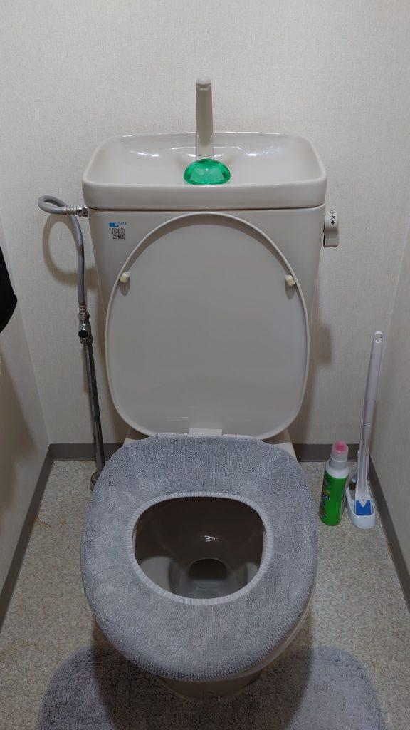 須賀川市でトイレつまりトラブル解決
