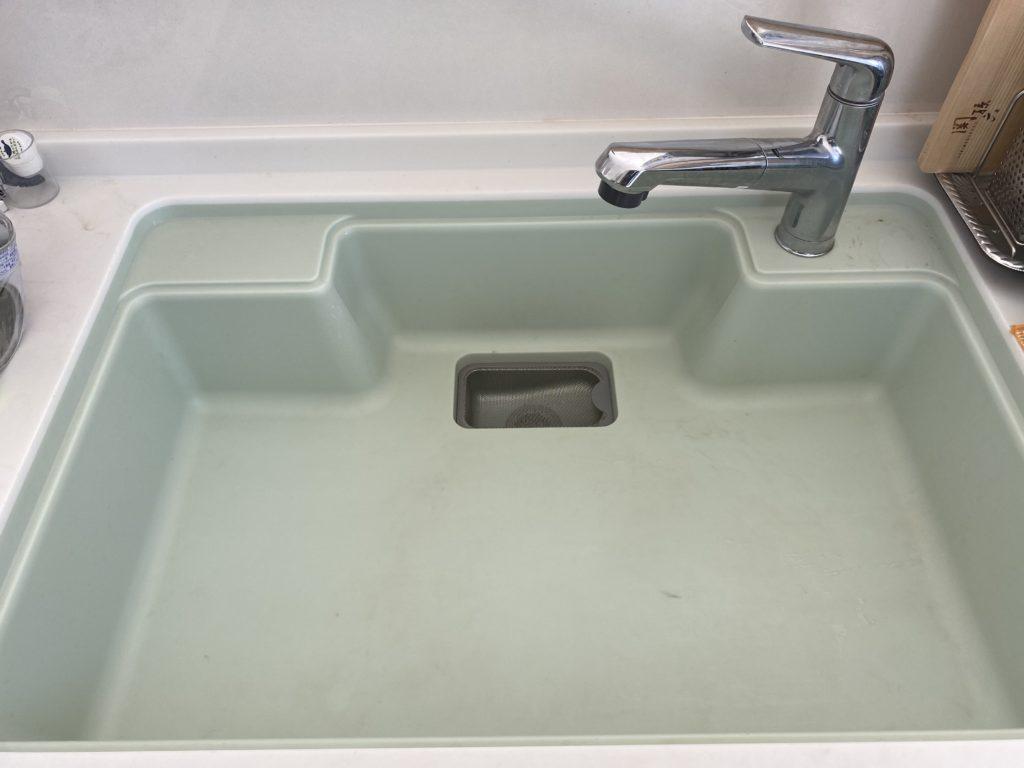 台所の排水つまり原因